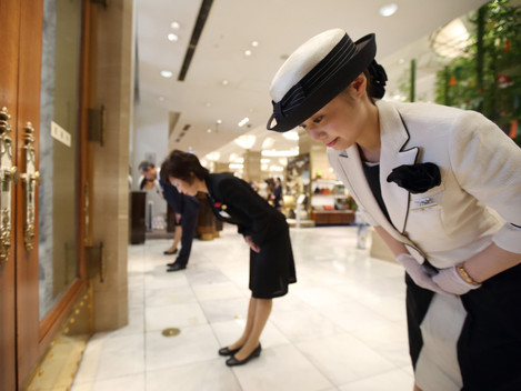 CX lessons from Japan - #1: Customers are gods