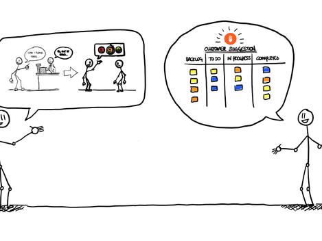 How CX can drive Agile development