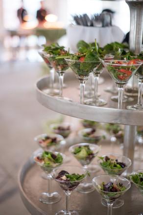 Event Rental Options & Food Displays