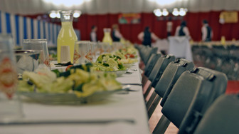 Large Convention Dining Options