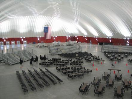 Expo Space Wisconsin Dells Center
