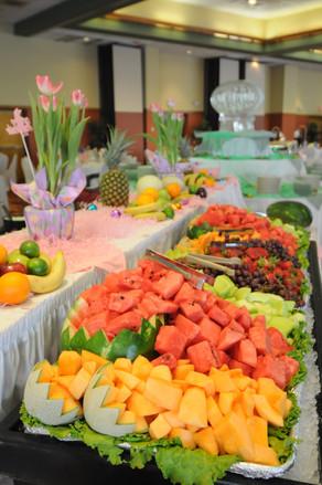 Holiday Theme Buffets