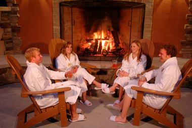 Spa Del Sol Outdoor Hot Springs