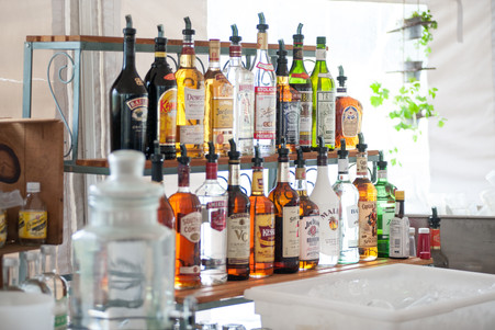 Curated Beverage Options