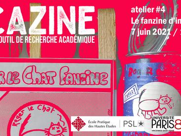 Roger Le Chat à l'affiche d'un colloque universitaire au Campus Condorcet