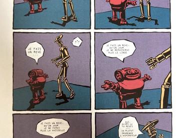 """""""I&K"""" dans Planète Robots"""
