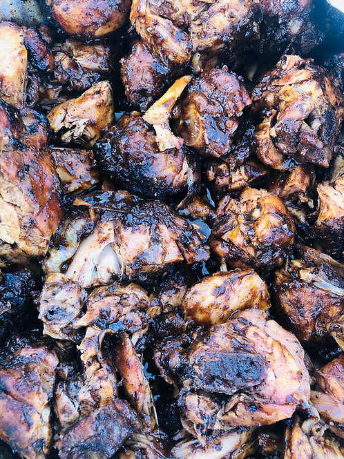 BBQ Jerk Chicken