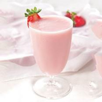 Strawberry Shake & Pudding
