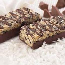 Chocolate Coconut Crispy Bar