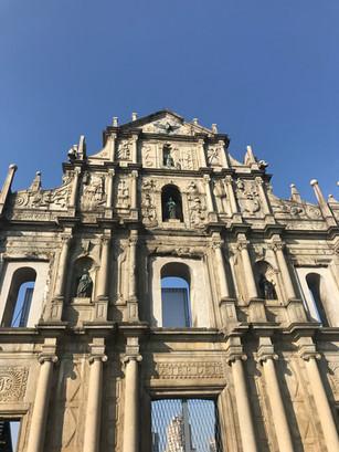 A Short Getaway to Macau