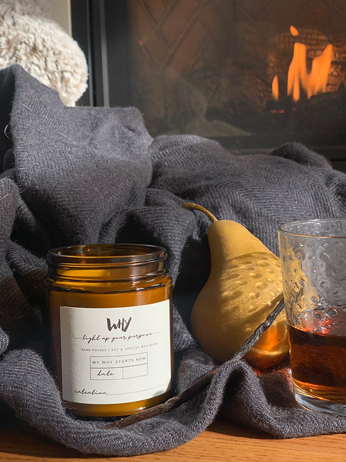 Intention Candle - Unity Blend
