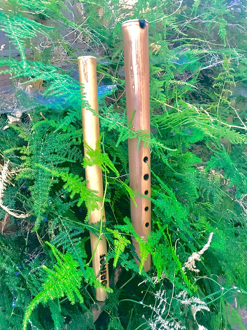 Oringi ™️ Bamboo Cane Flute (Upright)