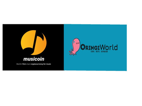 Musicoin.org & Oringi.org Form Cryptocurrency And Music Distribution Collaborative