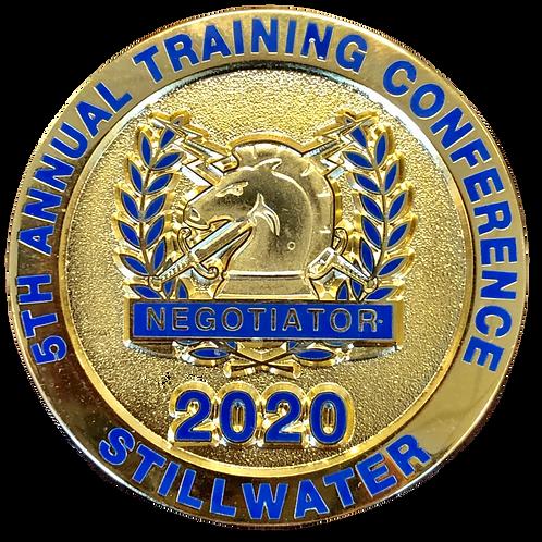 2020 CNOK Conference Coin