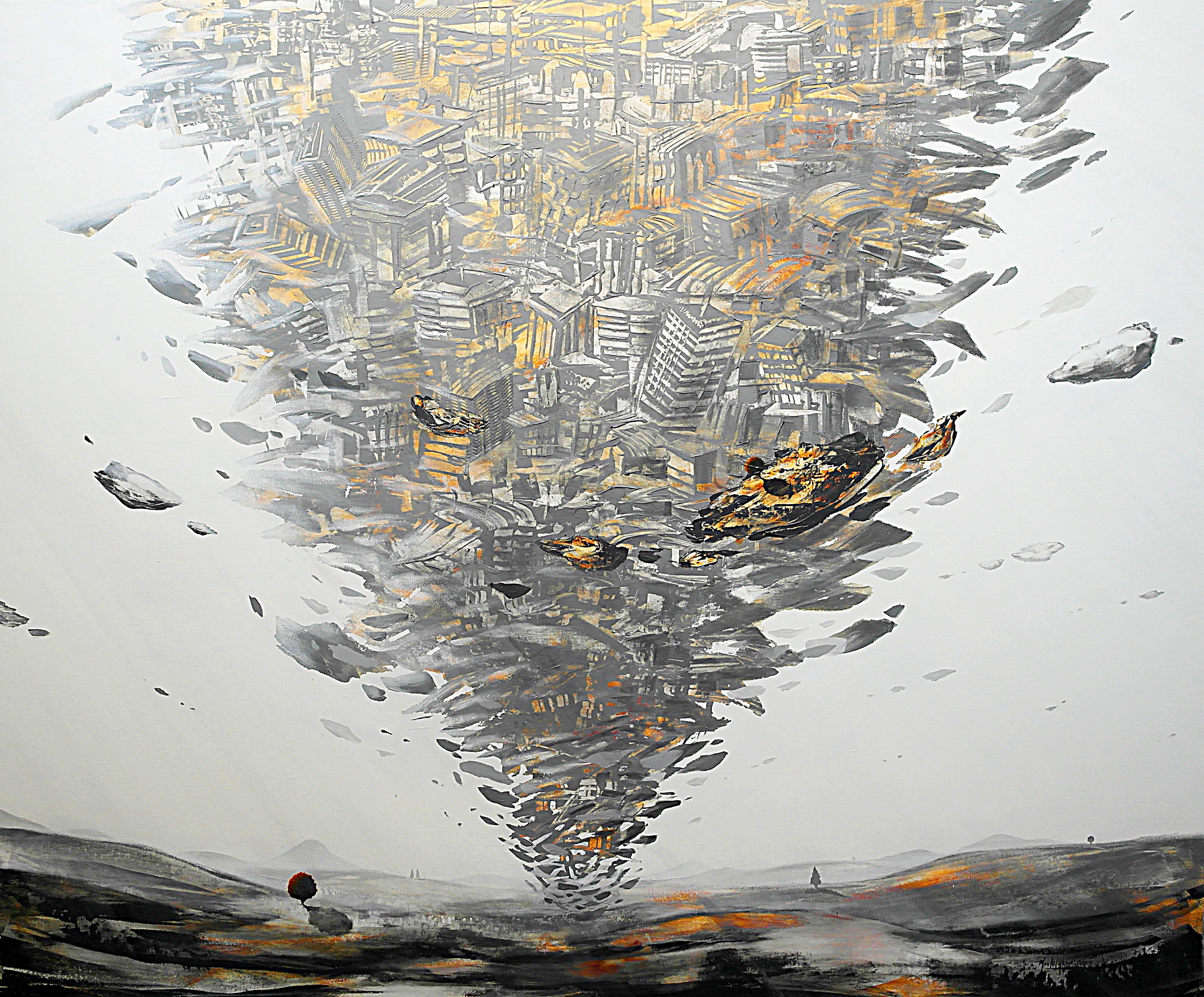 Mevlüt Akar 116x140 cm