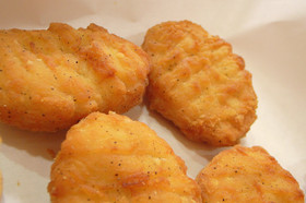 Retro Blog: I'm worth more than chicken nuggets