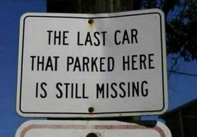 Retro Blog: I fear no carpark