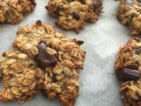 Mission: 2 Ingredient Cookies