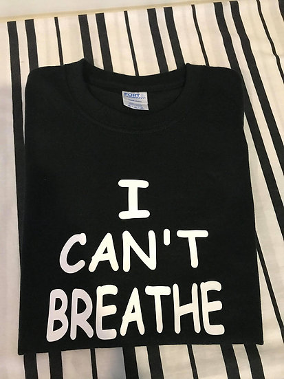 Youth I Can't Breathe tees