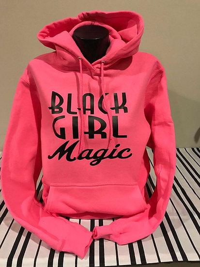 Pink BGM Hoodie