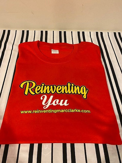 Reinventing You tees