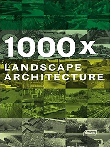 1000 X Landscape Architecture portada