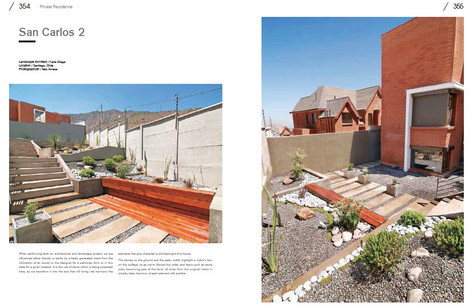 New Residential Landscape pag 354 y 355