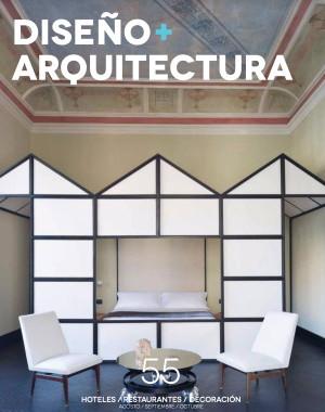 Diseño + Arquitectura Edición 55 Portada