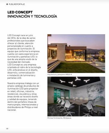 Diseño + Arquitectura Edición 55 Pag 68