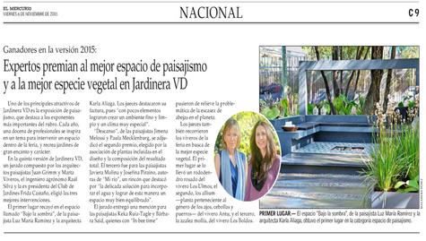El Mercurio Nov 2015 Pag 9