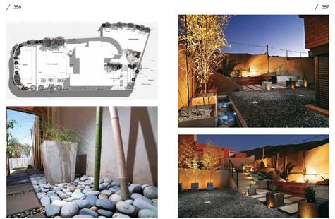 New Residential Landscape pag 356 y 357