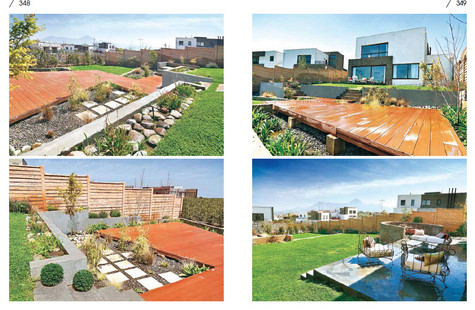 New Residential Landscape pag 348 y 349