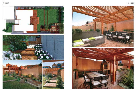 New Residential Landscape pag 352 y 353