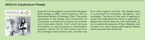 New Residential Landscape closeup empresas