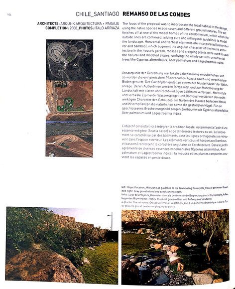 Landscape Architecture Collection Pag 104