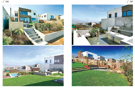 New Residential Landscape pag 346 y 347