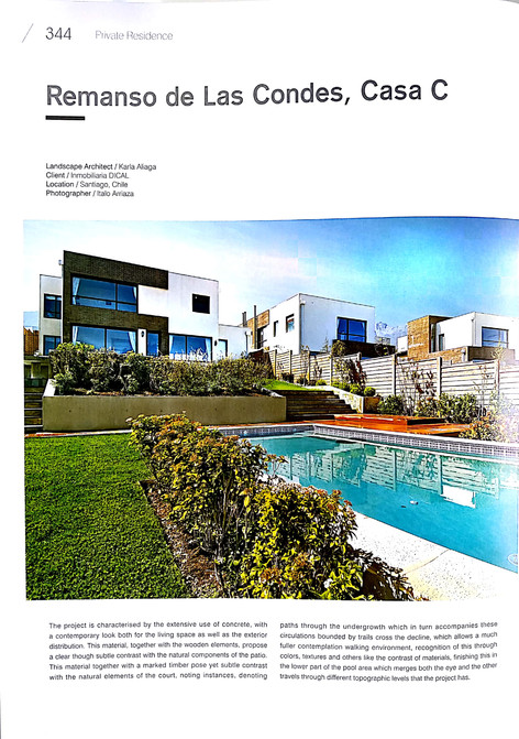 New Residential Landscape pag 344