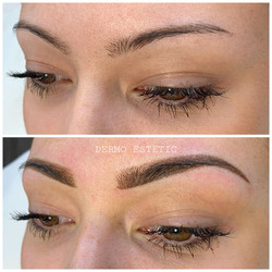 """Maquillage """"permanent"""" poudré"""