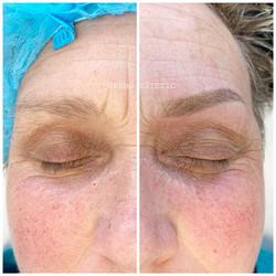 Maquillage permanent poudré