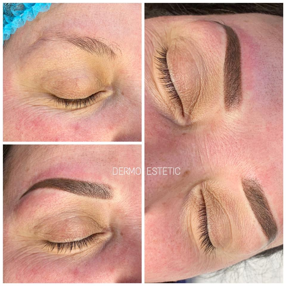 maquillage permanent poudré