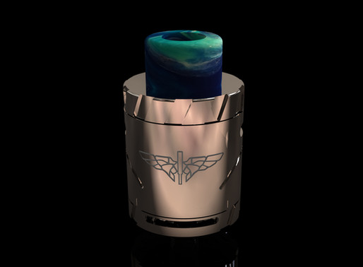Amadeus RDA - RTA - RDTA - SQUONK TANK and more by Golden Greek