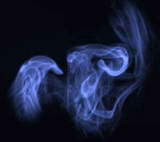 Golden Greek smoke