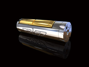 Cybrillion V3 by Golden Greek atomizers and mods (side button mod)