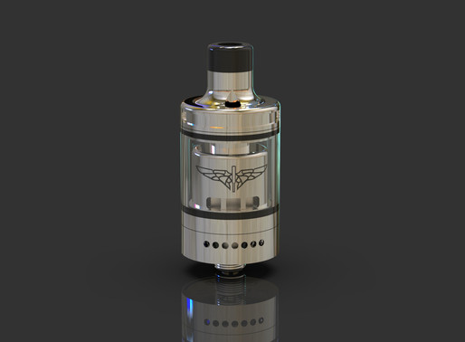 Perseus RTA - RDA atomizer by Golden Greek