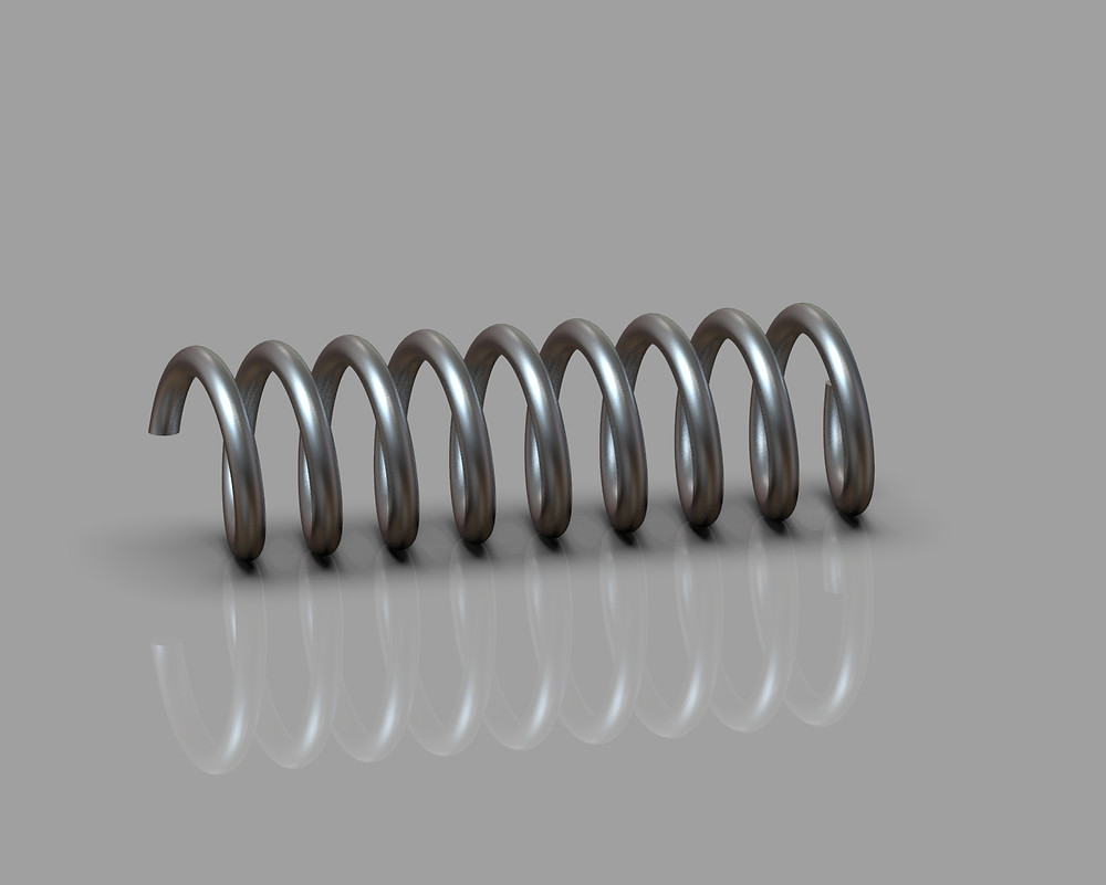 Zr and SS Springs for Springomizer