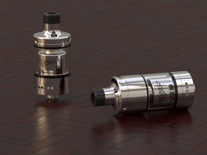 Perseus RTA - RDTA atomizer by Golden Greek atomizers and mods