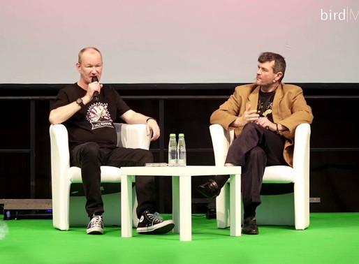 GG and Imeo at Stuttgart vape festival, April 2016
