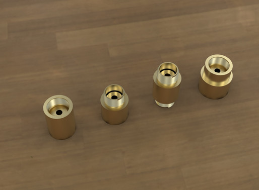 GG mechanical adapters by Golden Greek