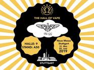 Golden Greek and Imeothanasis at Stuttgart vapexpo 2019