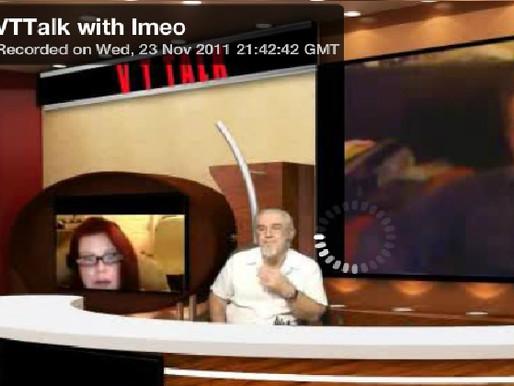David from vaportrails TV interviews Imeo from Golden Greek